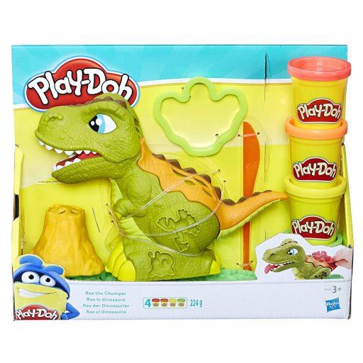 play doh rex el dinosaurio