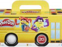 Play-Doh Pack 20 Botes de Colores