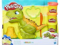 Rex-Chomper-el-Dinosaurio-de-Play-Doh