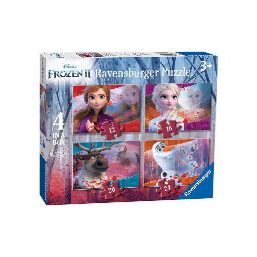 comprar puzzle frozen 2